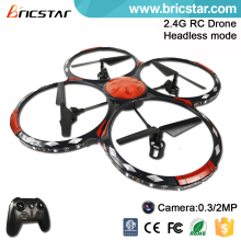 Newest 6axis gyro rc quadcopter toys 2.4GHz 4ch rc aircraft for sale scrap