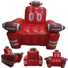 Rugby Football inflatable sofa/ air chair