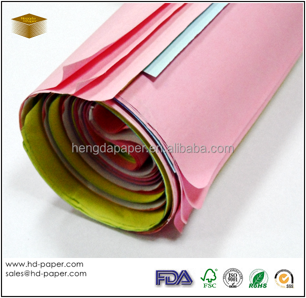 Carbonless NCR Paper