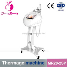 Portable fractional rf skin rejuvenation beauty machine/thermagic/best rf skin tightening face lifting machine