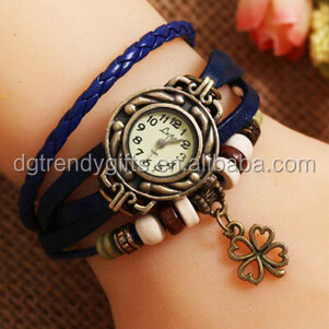 Various design clock wrist watch