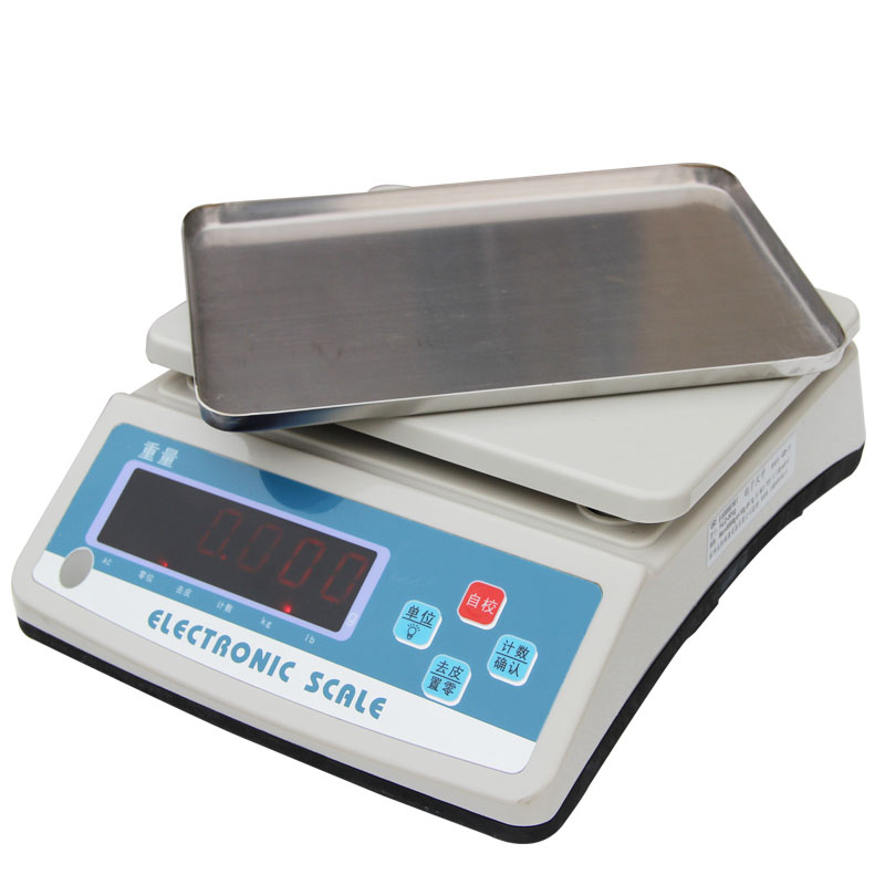 acs 30 electronic scale manual