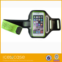 2015 High quality waterproof and shockproof neoprene armband for iphone6