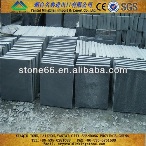 Timely delivery green slate swimming pool coping stones