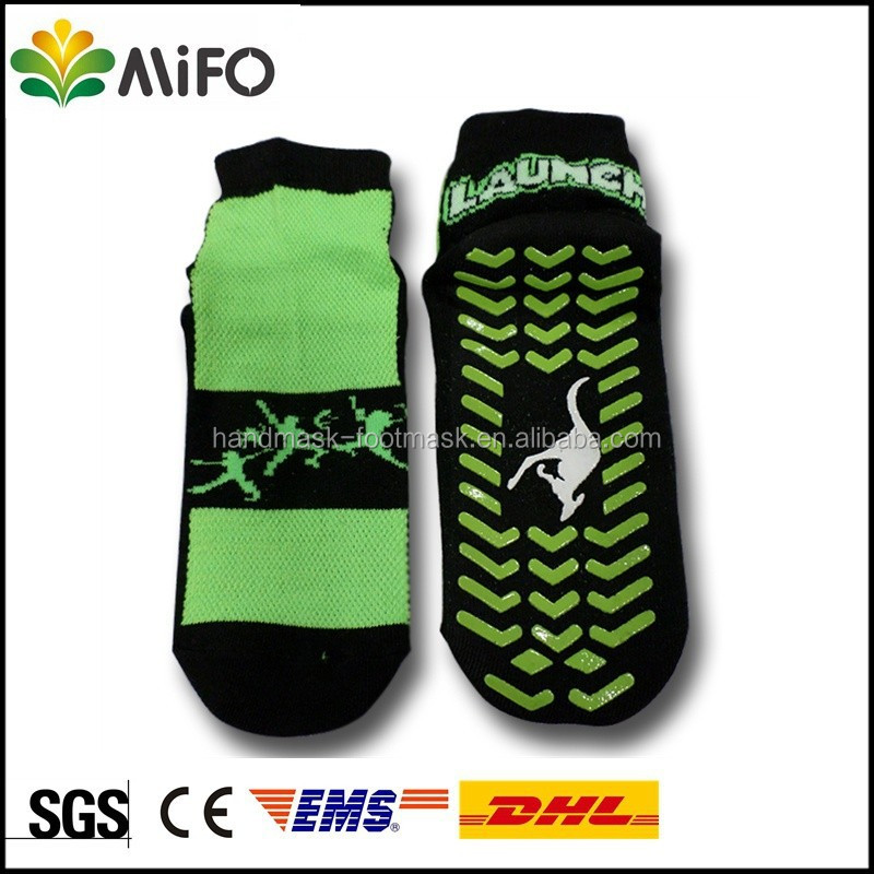 MiFo Most Popular Cotton Custom Anti-Slip No Show Socks/Boat Socks