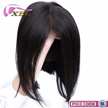 New Arrival Hot Selling Human Hair Front Lace Wig Bob Wig