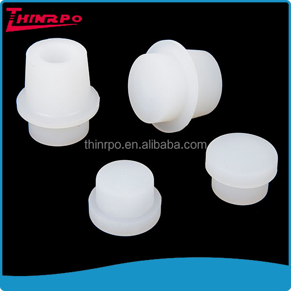 China factory custom silicone rubber vial stoppers