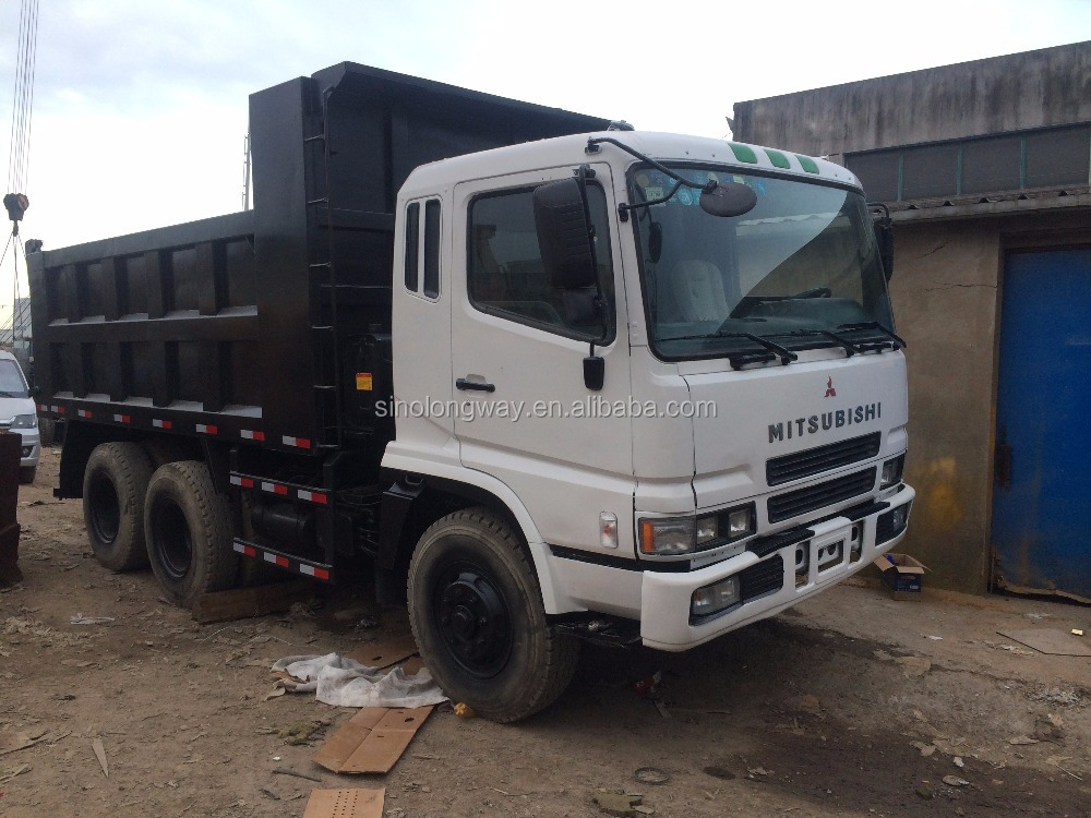 High quality used MITSUBISHI dump truck for sale