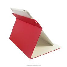 360 degree rotating PU leather case for New iPad 9.7