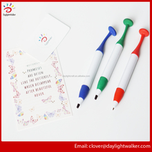 Promotiona Cheap 2018 New style refrigerator magnet pen
