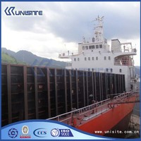 mechanical customized water barge for sale(USA3-012)