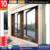 US Certificated Aluminum Frame Hinged Windows/Aluminum Double Panels Swing Window