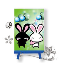 Children kids toy easy to make diy crystal diamond painting