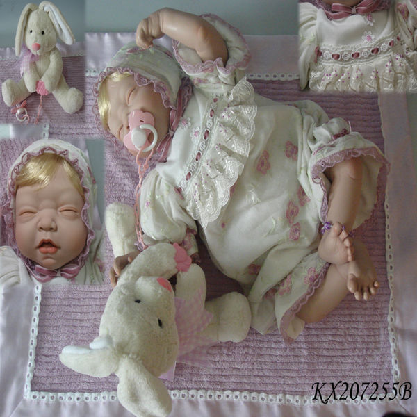 Original Reborn Doll Making into Lifelike Dolls - Excellence in Reborn 22inches baby reborn doll