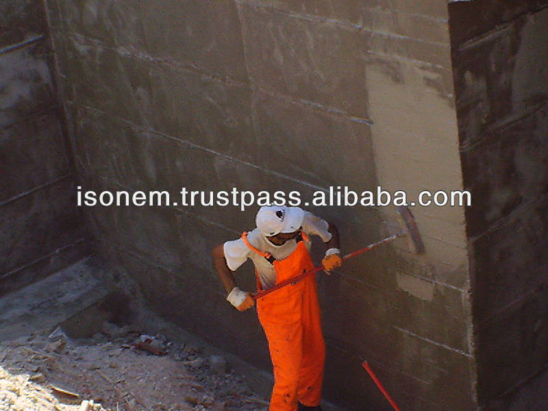 ISONEM MD 28 - Cement and Acrylic Emulsion Based Flexible Waterproofing Material