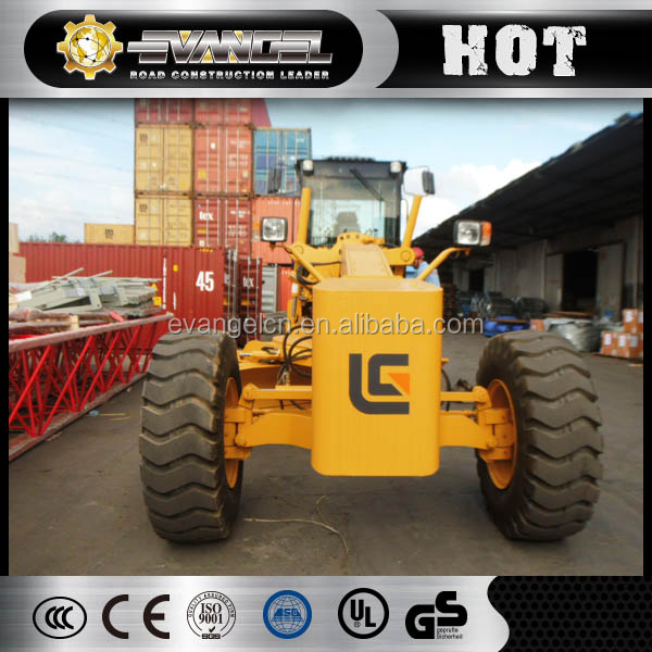 Chinese Liugong 414 small motor grader for sale