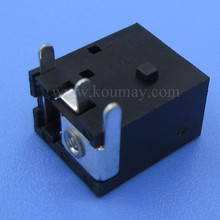 0.5-2.0A Plastic Material DC Power jack For TV