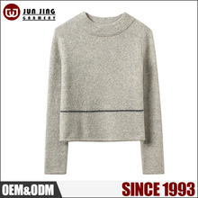 Casual Wearing Latest fashion long girls sweater design