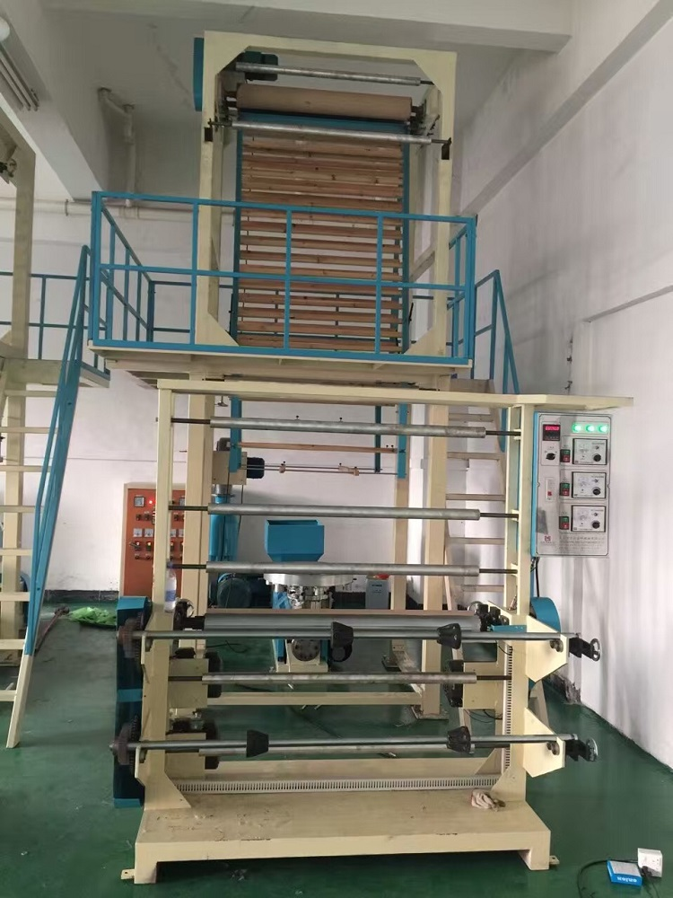 PE/PO film blowing machine