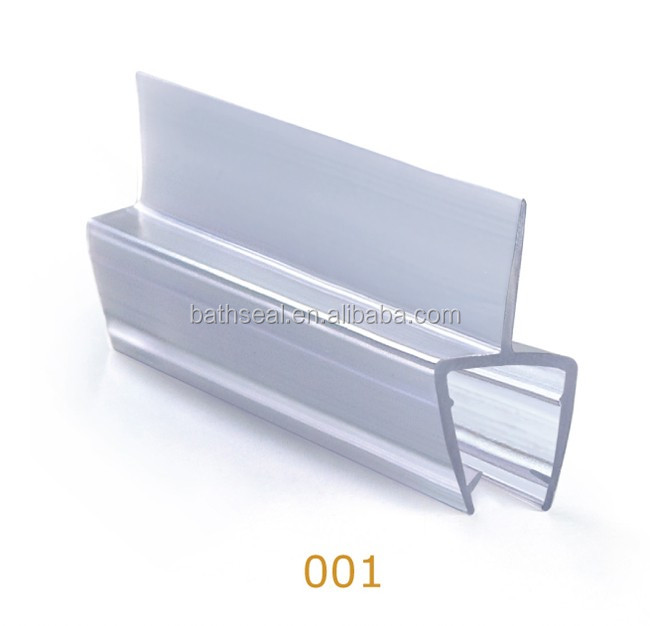 china supplier super clear durable rubber door seals
