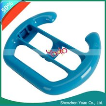 Steering Wheel Controller For Wii Blue