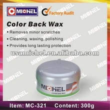 Color Back Wax, MICHEL Car Wax