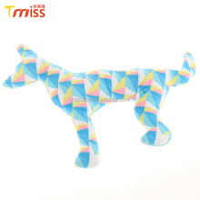 Non-Stuffed Pet Toy Plush Rope Dog Toy