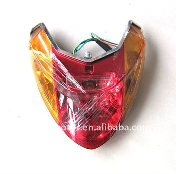 Tail Light for Motorcycle, Chinese Motorcycle Parts Supplier