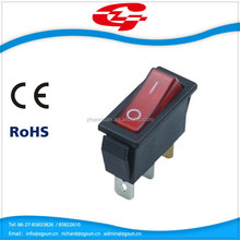 Momentary ON/OFF 50000 Cycles t85 Electrical Rocker Switch