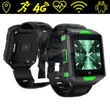 2017 4G smart watch M9 Android 6.0 MTK6737 1G+8G smartwatch IP67 Waterproof 850mAh Battery Long Standby Outdoor Rugged watch