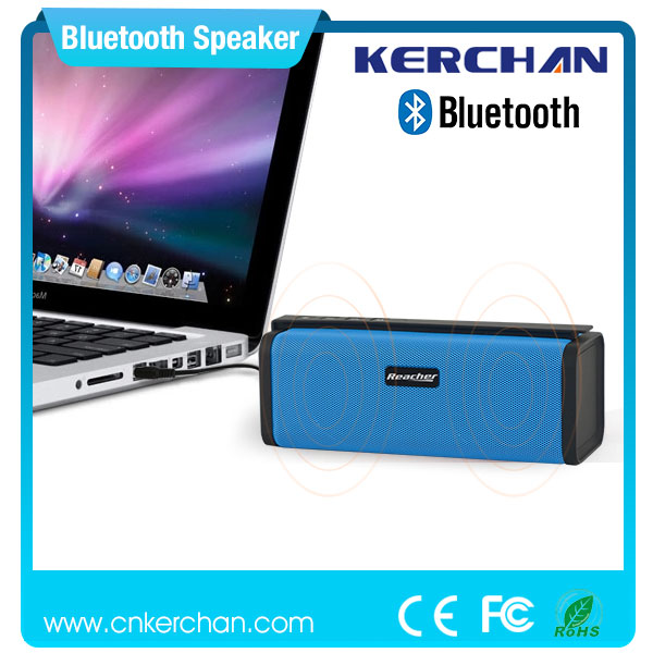 2015 hot selling portabl bluetooth docking station with speakers