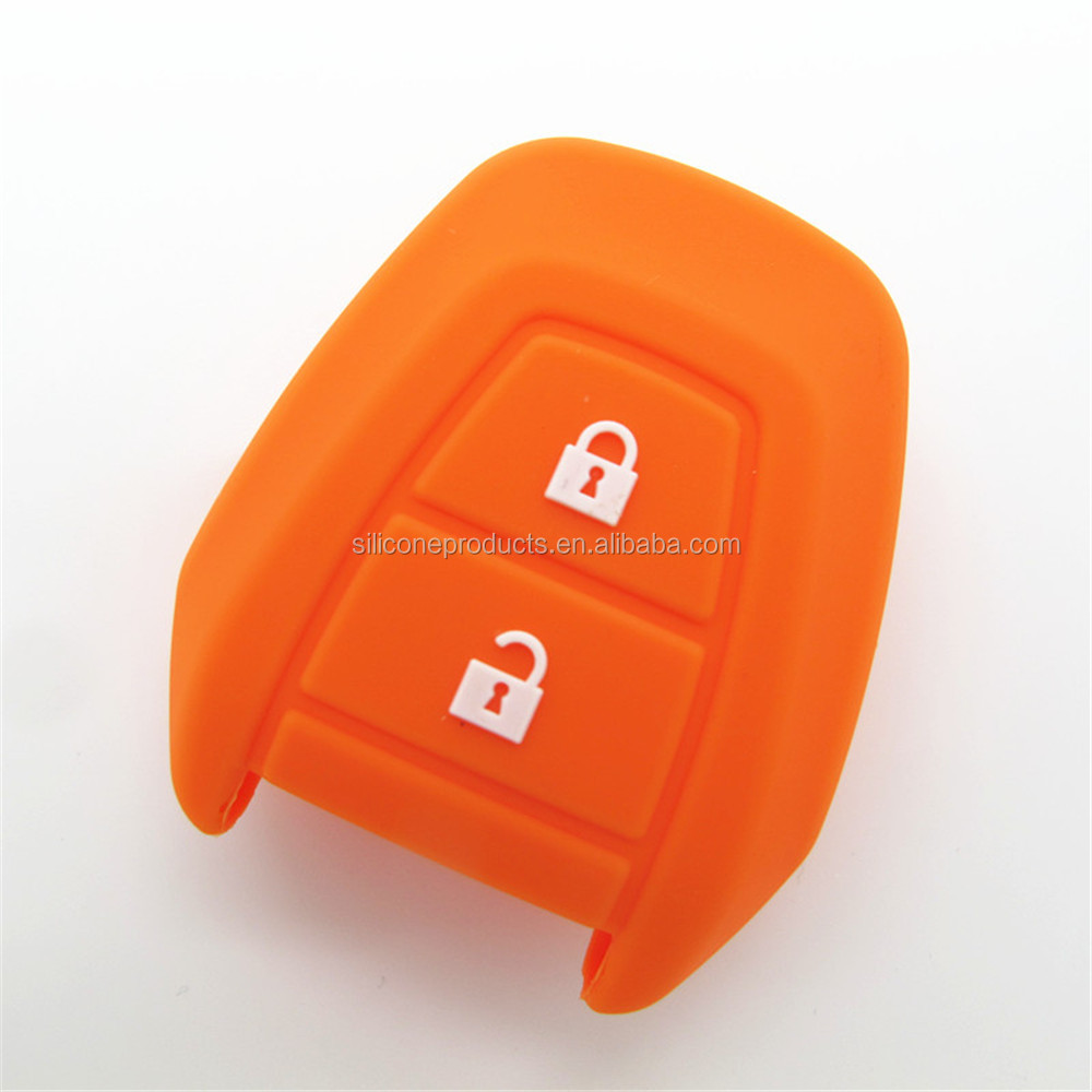 Hot sale car <strong>keys</strong> remote for Suzuki silicone <strong>key</strong> case cover