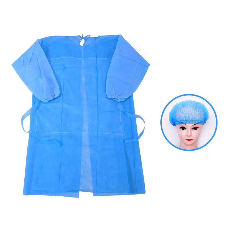 Disposable Nonwoven Gown Dental