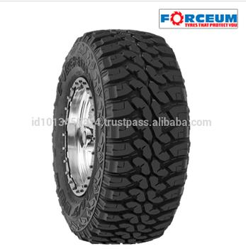 High Quality Forceum MT-08 Plus 265/70R17 Car Tire