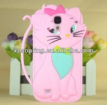 Smart Marie cat case back cover for Samsung Galaxy S4 i9500
