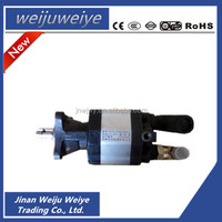 Discount and high quality CBJF-2100Y8HW-1 small double gear pump portable oil pump electric diesel transfer pump