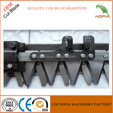 Kubota/mubota harvester / mower blade cutter bar for agricultural machine parts