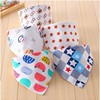 Multifunctional Triangle Double Cotton Soft Baby