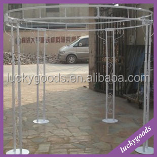 popular selling round wedding metal pavilion for sale