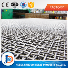 quality guaranty pre-crimp mine sieving mesh from 18 years plant