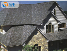 asphalt shingles blue in Roof Tiles cheap price from factory in China alibaba best selling building material for roof