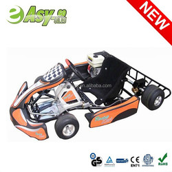 2016 easy-go hottest 270cc go kart car prices with 4 wheel drive and steel safety bumper pass CE certificate
