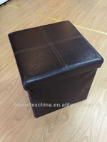 foldable storage ottoman and pet house