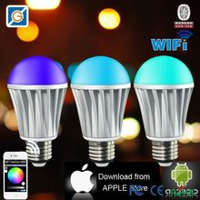 american new products WiFi remote control circuit for the led bulb