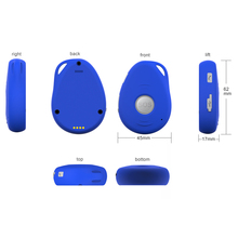 Mini Size Two Way Communication Small GPS Tracking Device