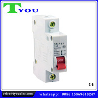 MCB MINI Circuit Breaker For Elevator