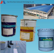 nano heat insulation coating for metal roof UV reflective nano coating for metal