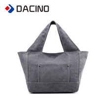 New Canvas Ladies Casual Tote Bag Vintage Women Travel Beach Bags