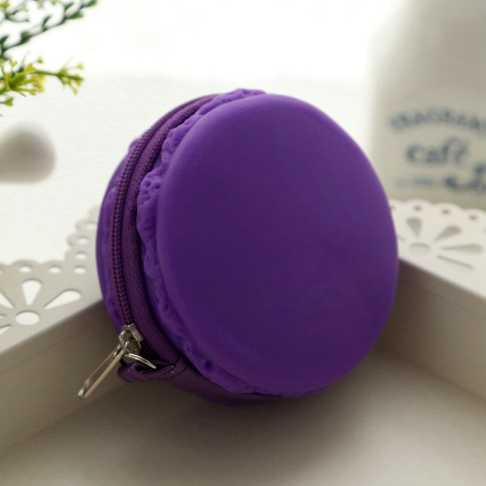 High quality silicone coin bag purse bag wallet bag