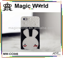 ANIMAL SHAPED PHONE CASES FOR IPHONE 4S BACK COVER